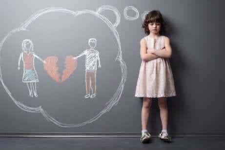 가족 해체가 어린이에게 미치는 영향