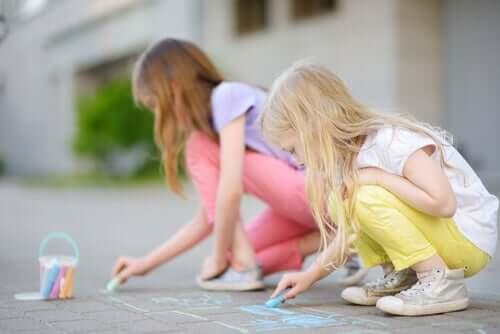 어린이의 창의력을 장려하는 것의 중요성