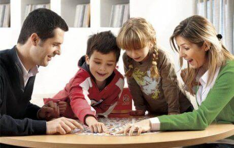 자녀와 함께 게임하기