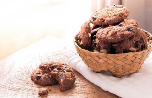 글루텐 프리 초콜릿 쿠키