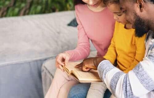 매일 아이에게 책을 읽어 줘야 하는 이유