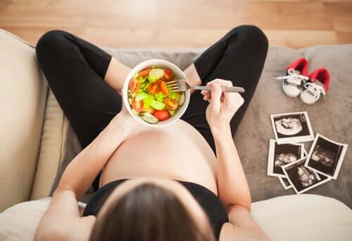 임신 12주차 산모에게 나타나는 증상