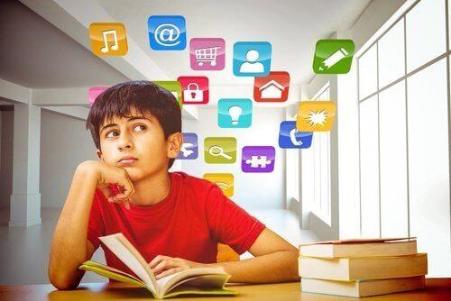 학습에 어려움을 겪는 아이들의 특징