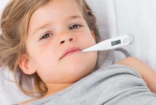 발열공포증: 자녀에게 열이 날 때 부모가 느끼는 공포