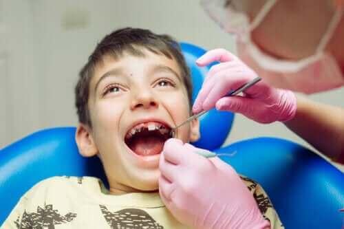 어린이에게 가장 흔한 치아 문제
