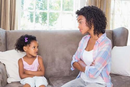 단호함: 자녀와 경계 설정하기