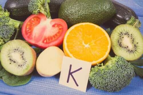 임신 중 비타민 K가 중요한 이유