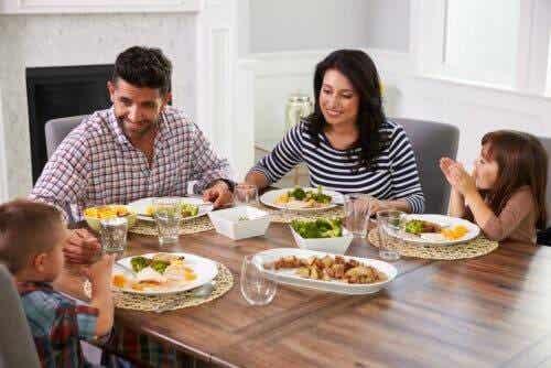 결속력에 따른 가족의 유형