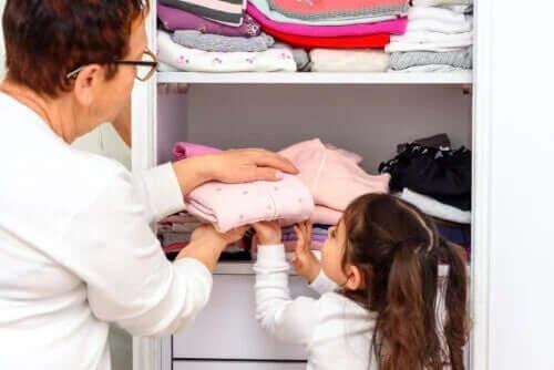 아이들의 책임감을 장려하는 방법