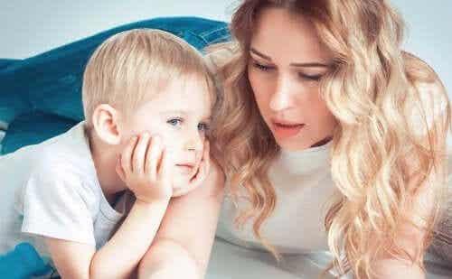 자녀가 말을 듣도록 지시하는 방법