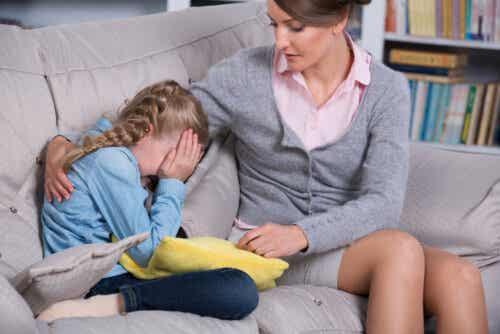 쉽게 화내는 예민한 아이들을 돕는 방법