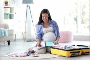 임신 36주 차에 아기는 어떤 모습일까?