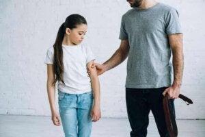 처벌이 아이들의 인지 발달에 미치는 영향